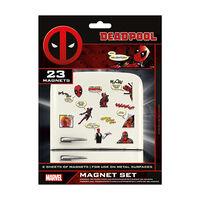 Deadpool, Kylskåpsmagneter
