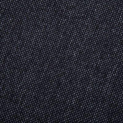 vidaXL Bäddsoffa mörkgrå polyester