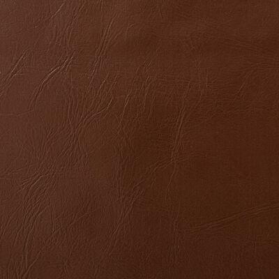 vidaXL Kudde 2 st PU 60x60 cm brun