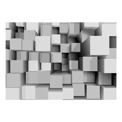 Fototapet - Mechanical Symmetry - 300x210 Cm
