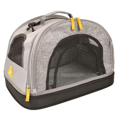 Duvo 3-i-1 Transportväska för djur Promenade grå