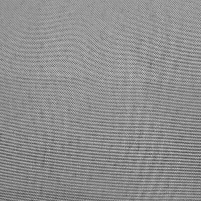 vidaXL Mittensoffor 2 st med grå dynor massiv furu