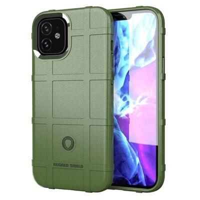 "Rugged Shield Skal Apple Iphone 12 Mini (5.4"")-grå"