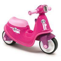Smoby Balanscykel scooter rosa