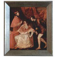 Med ram Pope Paul III,Titian,61x51cm