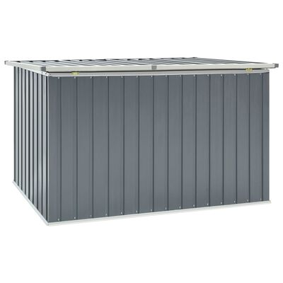 vidaXL Dynbox grå 171x99x93 cm