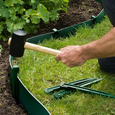 Nature Peggar till trädgårdsbåge 10 st grön, Green