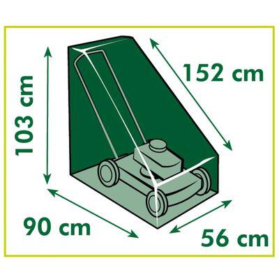 Nature Överdrag till gräsklippare 103x90x152 cm