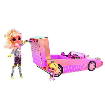 L.O.L. Surprise! Bil med docka