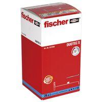 Fischer Nylonvikplugg DUOTEC 10 S 25 st