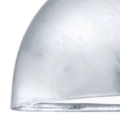 EGLO Utomhusvägglampa Lepus 40 W Silver 90867