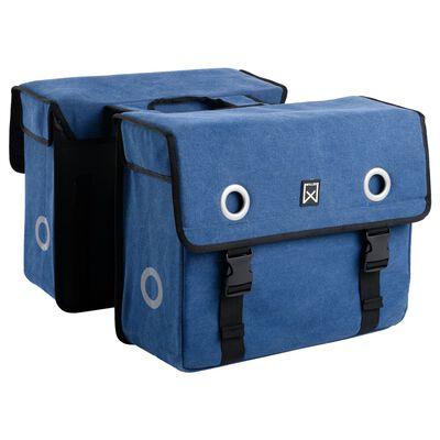 Willex Cykelväskor 67 L blå