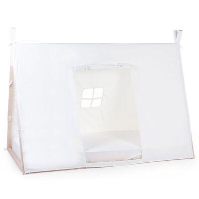 CHILDHOME Sängöverdrag tipi 90x200 cm vit