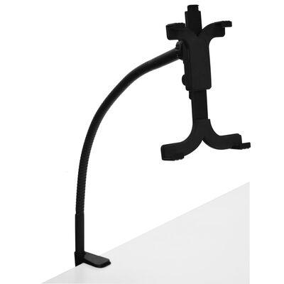DESQ Hållare för surfplatta 70 mm svart
