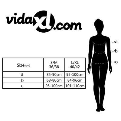 Sexig body med öppen rygg i stl. L / XL