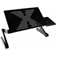 United Entertainment Multifunktionellt laptopstöd svart
