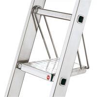 Hailo Hängande plattform för stege stål 9950-001