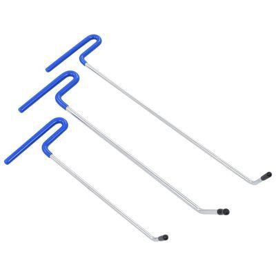vidaXL 3-delars Repareringskit för bucklor färglös reparation,