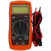 Skandia Digital Multimeter 600 V 10 A 1088025
