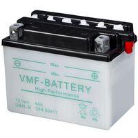 VMF Powersport Batteri 12 V 4 Ah CB4L-B