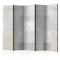 Rumsavdelare - Tiles Ii   - 225x172 Cm