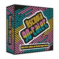 Ascoola 90-talet - Frågespel