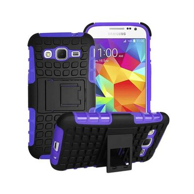 Stöttåligt skal med ställ Samsung Galaxy Grand Prime (SM-G530F) Lil