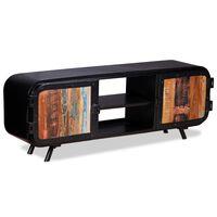 vidaXL TV-bänk i återvunnet trä 120x30x45 cm