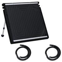 vidaXL Solpanel för pool 75x75 cm