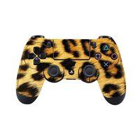 Playstation 4 / PS4 Klistermärke / Sticker - Leopard