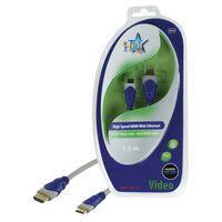 HDMI-kabel till Kamera HDMI - Mini 1.5 m - Canon/Nikon m.fl.