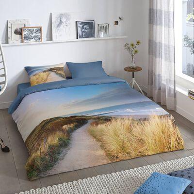 Good Morning Bäddset DUNES 200x200 cm flerfärgat