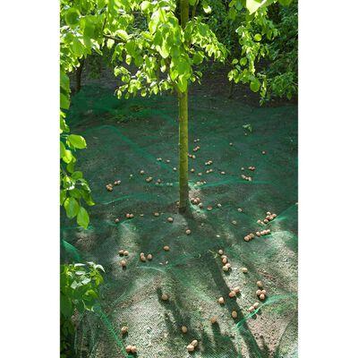 Nature Frukt- och lövnät 4,3x4,3 m 6030451