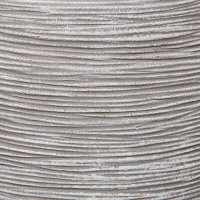 Capi Vas Nature Rib avsmalnande 42x38 cm elfenben KOFI362