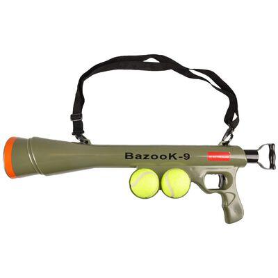 FLAMINGO Bollgevär BazooK-9 med 2 tennisbollar 517029