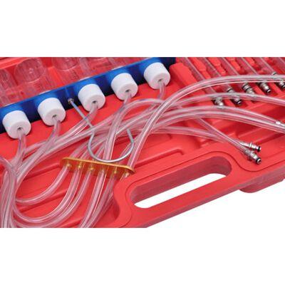 vidaXL Dieseltestare med adapter-set