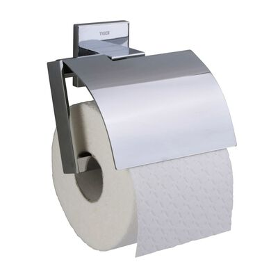 Tiger Toalettrullehållare Items Krom 281620346
