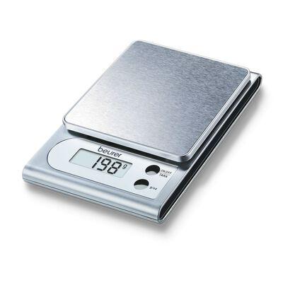 Beurer Köksvåg KS22 3 kg silver 704.10