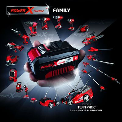 Einhell Batteri 18 V 4 Ah Power-X-Change