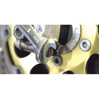 Draper Tools Expert U-ringnyckelsats 11 delar silver 29546