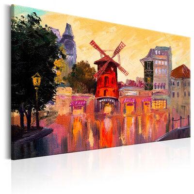 Tavla - Urban Mill - 90x60 Cm