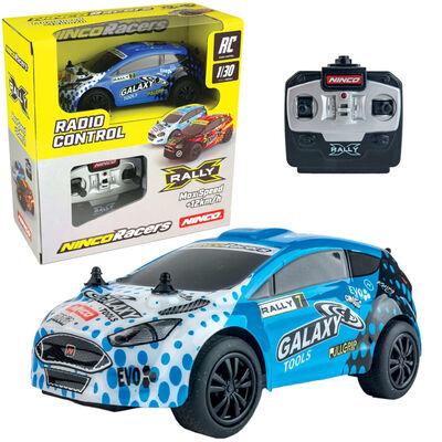 Ninco Radiostyrd bil X Rally Galaxy 1:30