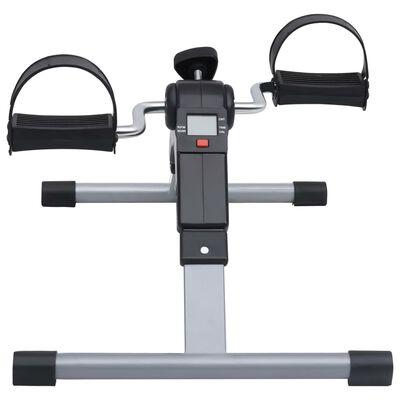 vidaXL Pedalmaskin för ben och armar med LCD-display