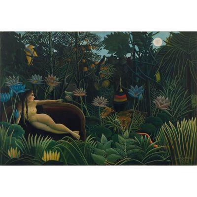The Dream,Henri Rousseau,60x40cm