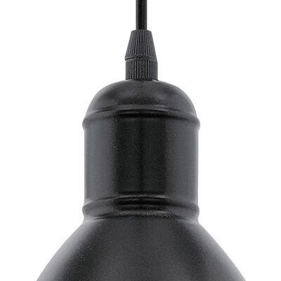 EGLO Taklampa PRIDDY svart och vit 49464