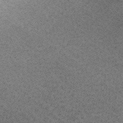 vidaXL Soffgrupp 5 delar tyg ljusgrå