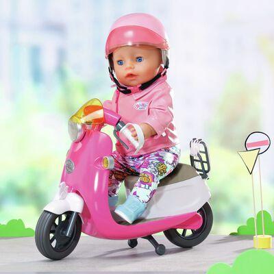 BABY Born Moped för dockor Play & Fun