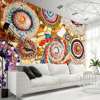 Fototapet - Moroccan Mosaic  - 400x280 Cm