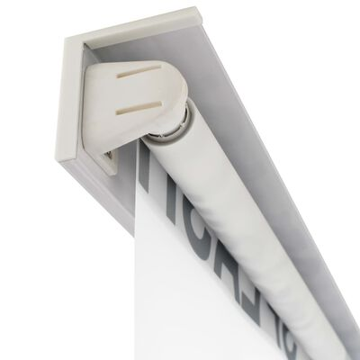 vidaXL Rullgardin för dusch 140x240 cm stänk