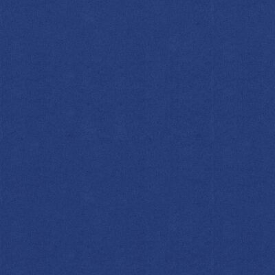 vidaXL Balkongskärm blå 75x300 cm oxfordtyg